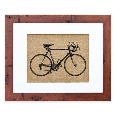 Rustic Walnut Frame