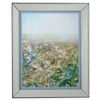 Bassett Mirror Company Ocean Dream II Framed Wall Art