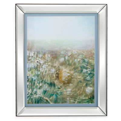 Bassett Mirror Company Ocean Dream I Framed Wall Art