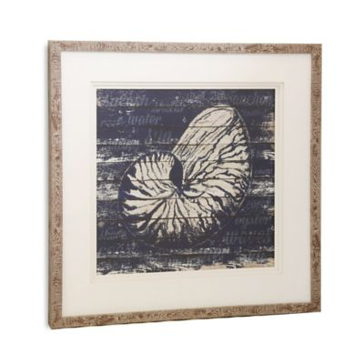 StyleCraft Sandy Seashell Wall Art