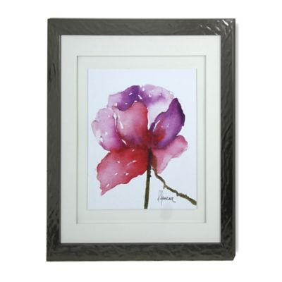 StyleCraft Paragon in Pink Framed Print Wall Art