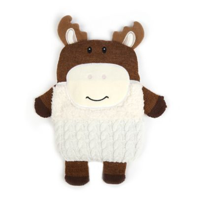 Aroma® Hot/Cold Therapy Moose Cozy Critter Cuddle Hotties