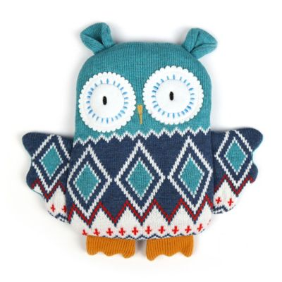 Aroma® Hot/Cold Therapy Owl Cozy Critter Cuddle Hotties