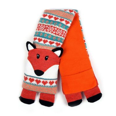 Aroma® Hot/Cold Therapy Fox Cozy Critter Neck Wrap