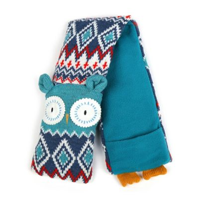 Aroma® Hot/Cold Therapy Owl Cozy Critter Neck Wrap