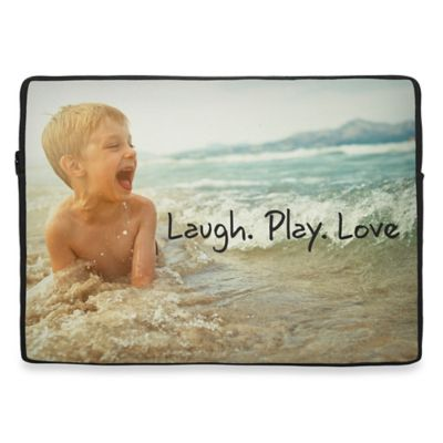 13- Inch Neoprene Photo Laptop Sleeve