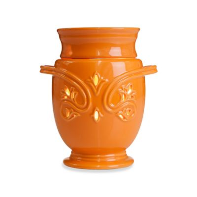 Orange Wax Warmer