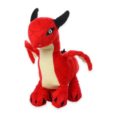 Mighty® Dragon Dog Toy in Red