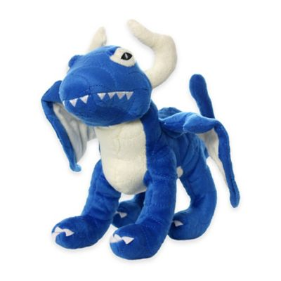 Mighty® Dragon Dog Toy in Blue