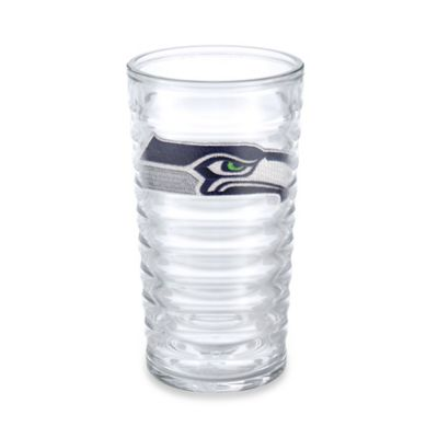 Tervis® NFL Seattle Seahawks Entertaining Collection Tall Clear 16 oz. Tumbler