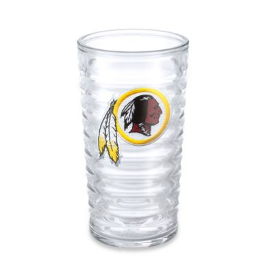 Tervis® NFL Washington Redskins Entertaining Collection Tall Clear 16 oz. Tumbler