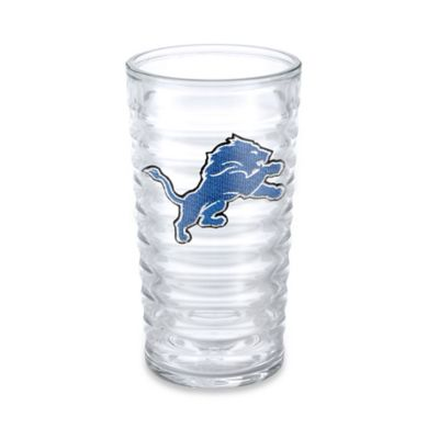 Tervis® NFL Detroit Lions Entertaining Collection Tall Clear 16 oz. Tumbler