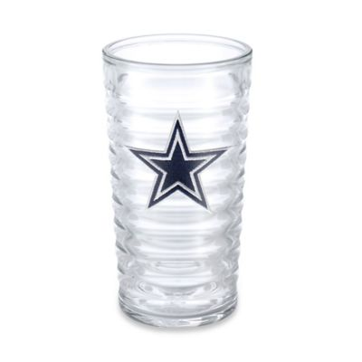 Tervis® NFL Dallas Cowboys Entertaining Collection Tall Clear 16 oz. Tumbler