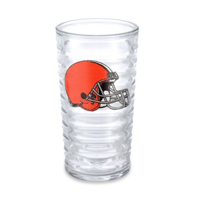 Tervis® NFL Cleveland Browns Entertaining Collection Tall Clear 16 oz. Tumbler