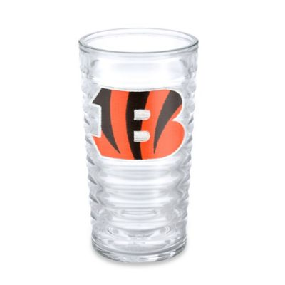 Tervis® NFL Cincinnati Bengals Entertaining Collection Tall Clear 16 oz. Tumbler