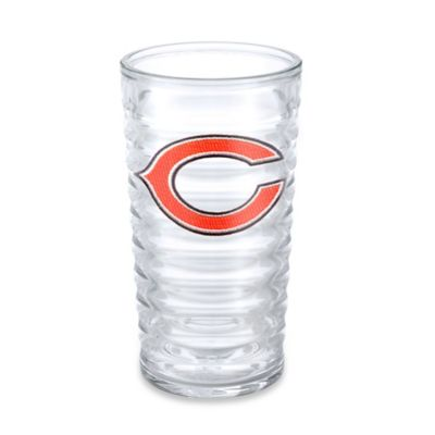 Tervis® NFL Chicago Bears Entertaining Collection Tall Clear 16 oz. Tumbler