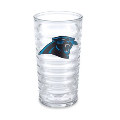 Tervis® NFL Carolina Panthers Entertaining Collection Tall Clear 16 oz. Tumbler