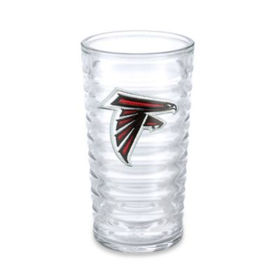 Tervis® NFL Atlanta Falcons Entertaining Collection Tall Clear 16 oz. Tumbler
