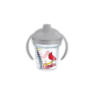 Tervis® My First Tervis™ MLB St. Louis Cardinals 6 oz. Sippy Design Cup with Lid