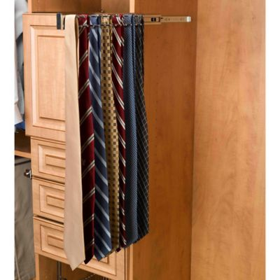 Simple Tie Rack