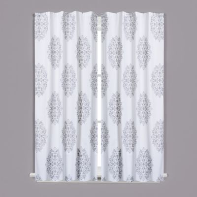 45 Window Curtain Pair