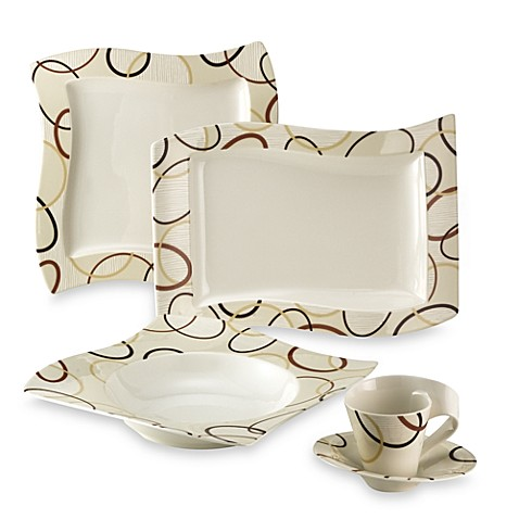 Villeroy & Boch New Wave Ethno Dinnerware