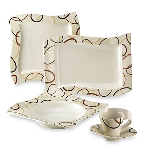 villeroy boch new wave ethno dinnerware bed bath beyond. Black Bedroom Furniture Sets. Home Design Ideas