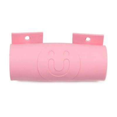 Otium Brands Silicone Teething Pad in Pink