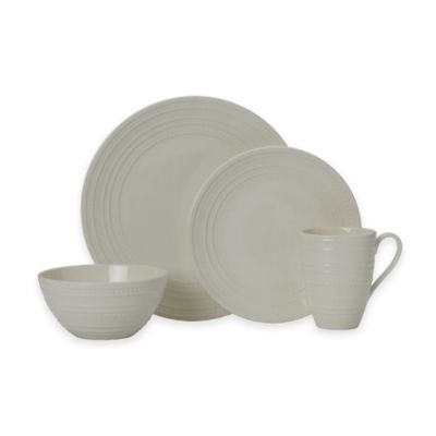 Mikasa® Vella 4-Piece Place Setting in White