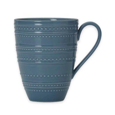 Mikasa® Vella Mug in Blue