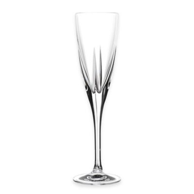 Lorren Home Trends Logic Champagne Flutes (Set of 6)