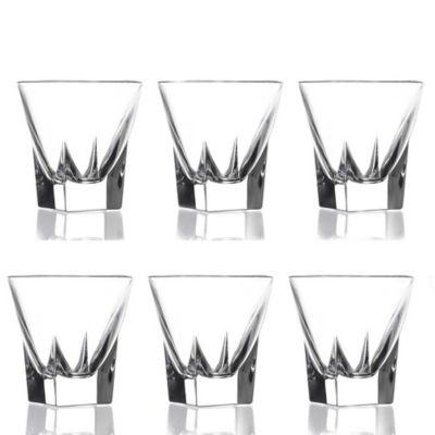 Lorren Home Trends Logic Shot Glasses (Set of 6)