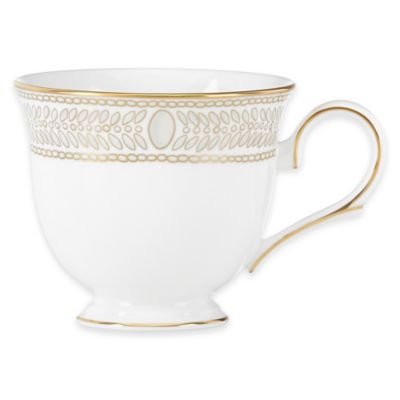 Marchesa by Lenox® Gilded Pearl Teacup