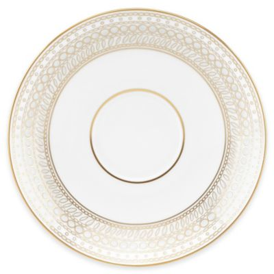 Marchesa by Lenox® Gilded Pearl Saucer