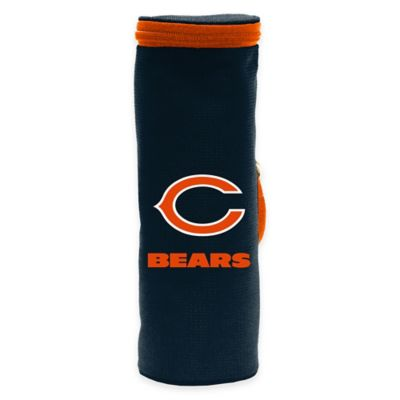 Lil Fan Chicago Bears Insulated Bottle Carrier