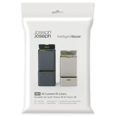 Joseph Joseph® 20-Pack IntelligentWaste® 24-36-Liter General Waste Bags