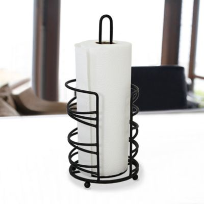 Mesa Geo Collection Paper Towel Holder