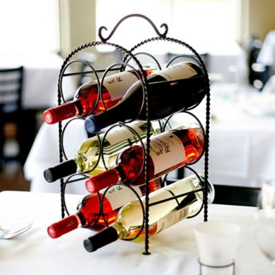 Connoisseur 6 Bottles Wine Storage