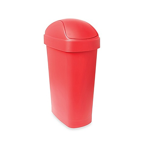 Umbra flippa 8 gallon wastebasket - Rd wastebasket ...