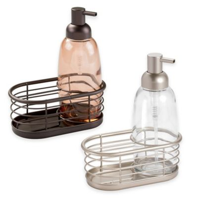 Metallic Kitchen Caddy