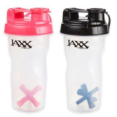 Fit & Fresh® Jaxx 28 oz. Shaker Cup in Black