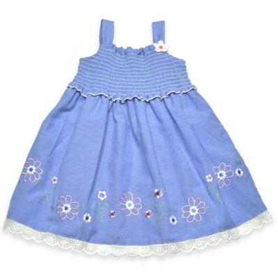 Size 4T Chambray Dress