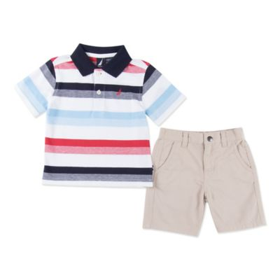 Size 24M 2-Piece Shirt and Short Set