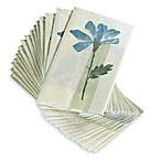 Croscill® Spa Leaf Disposable Buffet/Guest Towels(Set of 16)