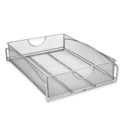 Seville Classics Mesh Slide-Out Cabinet Drawer