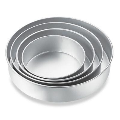 Wilton 4-Piece Round Pan