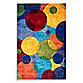 New Wave NW37 Multi-Colored 8-Foot x 11-Foot Room Size Rug