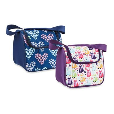 Fit & Fresh® Morgan Insulated Foxy Meadow Lunch Bag