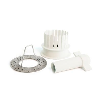 Blossoming Onion Grill Rack in White