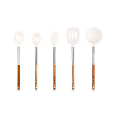 Schmidt Brothers 6-Piece Tri-Tone Kitchen Tool Set